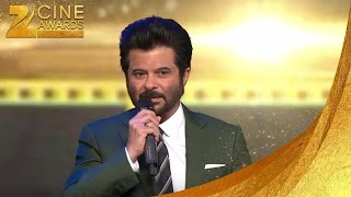Zee Cine Awards 2016 International Icon of the year Anil Kapoor