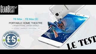 Doogee Y6 Max, le test complet d'un super smartphone 6,5