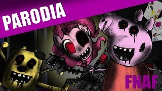Five Nights at Discovery Kids | Parodia | Zichfried