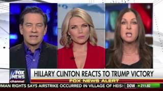 Hillary Clinton Reacts to Trump Victory - Leslie Marshall on America