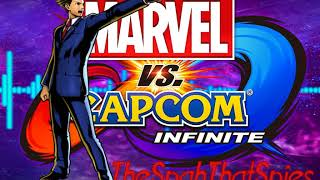 Phoenix Wright Theme | Marvel vs Capcom Infinite (FAN MADE)