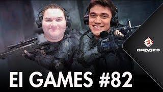 UMA AULA DE CS:GO COM O MESTRE BIDA - EI GAMES #82