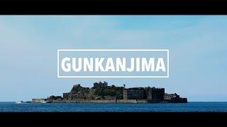 Visiting Hashima (Gunkanjima, Battleship Island) 端島 軍艦島 | A Travel Movie