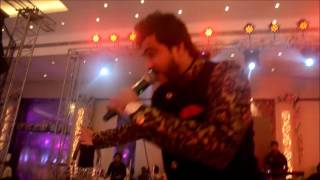 arsh mohammed performing punabi medley