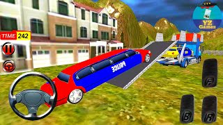 Police Car Offroad Transport Truck (Kids Games 2018) #yz Android GamePlay [FHD] #2