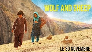 Wolf and sheep - FA VOSTF