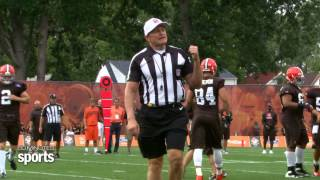 NFL Refs: The Stars In Stripes - 60 MINUTES SPORTS Preview - SHOWTIME
