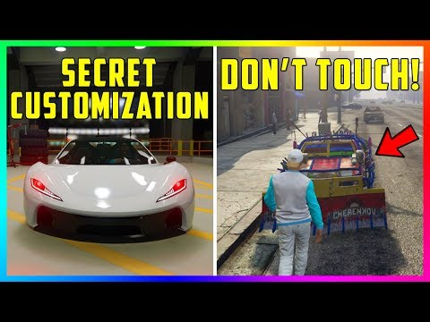 Xxx Mp4 20 HUGE Changes Made In The GTA Online Arena War DLC Update That You Don 39 T Know About GTA 5 DLC 3gp Sex