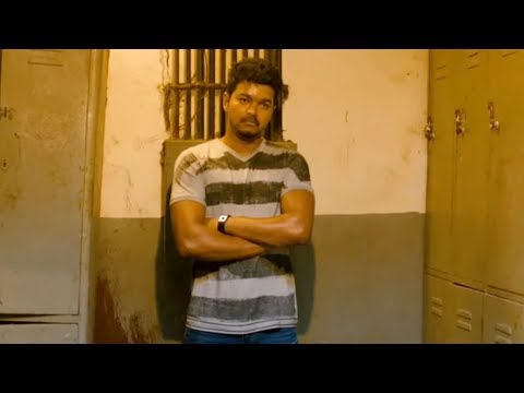 Vijay's Dog Detects Kidnapper's Spot - Action Scene - Thuppakki Movie Scenes