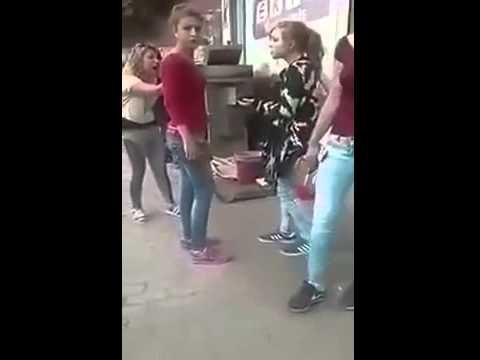 [ Kız Kavgası ] Yeni Türk Kız kavgasi   2015