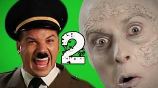 Epic Rap Battles of History Behind the Scenes - Vader vs Hitler 2