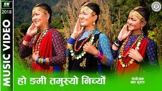 Tulsichaur village song | ho ngami tamusyo nichyo | village promotional song