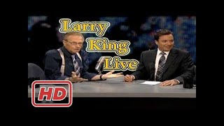 [Talk Shows]The Return of Larry King Live with Jimmy Fallon