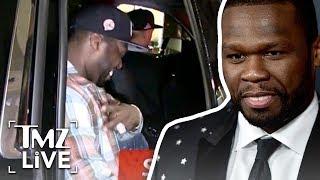 50 Cent Supports Nicki Minaj | TMZ Live
