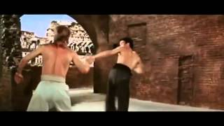 Ultimate Fighting Championship   Bruce Lee vs  Chuck Norris