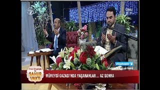 Ömer Döngeloğlu ile Sahur Vakti - 19 Haziran 2017