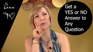 Get An Instant YES or NO answer to any question!