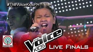 "The Voice Kids Philippines 2015 Live Finals Performance: ""Emotions"" by Elha"