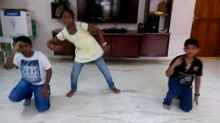 Arya Dance master sarinodu taitile song by my students