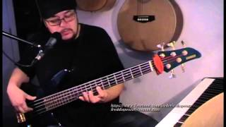 MusicAll - Cours de basse - Gamme mineure