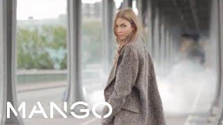 MANGO Winter 2012-13 Catalog with Karlie Kloss