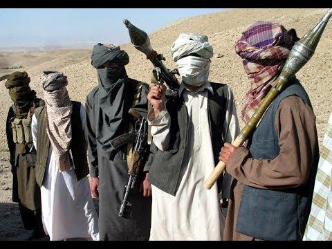U.S. War in Afghanistan: Taliban video