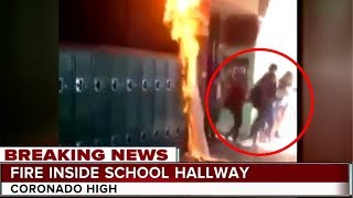 Top 15 Scary School Fire Drill Videos