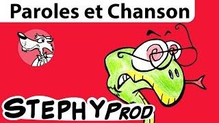 Chanson pour enfants Le Serpent, de Stéphy