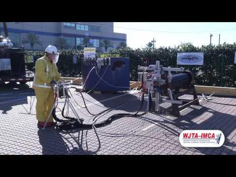 StoneAge Demo at 2014 WJTA-IMCA Expo