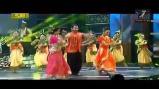Sajal With Mehjabin Item Song Dance  Meril Prothom Alo Award 2016