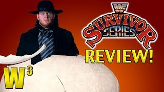 WWF Survivor Series 1990 Review | Wrestling With Wregret