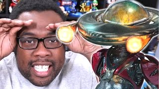 ALPHA 5 in POWER RANGERS MOVIE is... Different (REACTION)