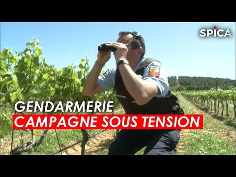 Gendarmerie de campagne sous haute tension
