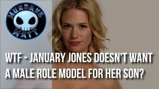[News] WTF - January Jones doesn