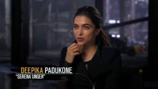 Featurette: Deepika Padukone| xXx: Return of Xander Cage| Paramount Pictures India