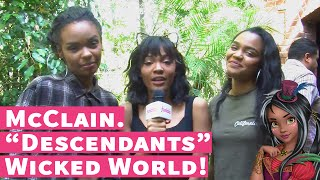 McClain Sisters! China's role on