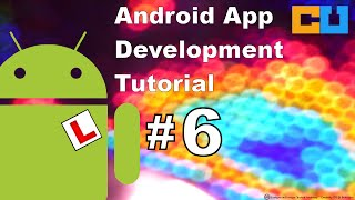 Android Tutorial #6: Add Items to Action Bar Overflow Menu