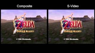 N64 Composite vs S-Video *Fix*
