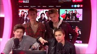 Can The Vamps tell the difference between their lyrics and 5SOS' Lyrics?