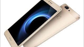 Huawei Honor 8 With 4GB RAM, Dual 12MP Rear Camera Launched