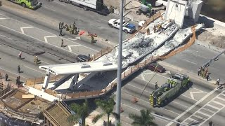 Six People Killed in Florida Bridge Collapse Have Been Identified