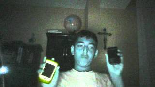 LG ghossip vs Blackberry 9800