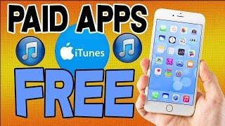 Download PAID Apps/Games/Movies [FREE] (NO JAILBREAK) (NO COMPUTER) 5 Ways iOS 10 iPhone, iPad, iPod