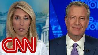 CNN anchor to de Blasio: Do you have a likability problem?