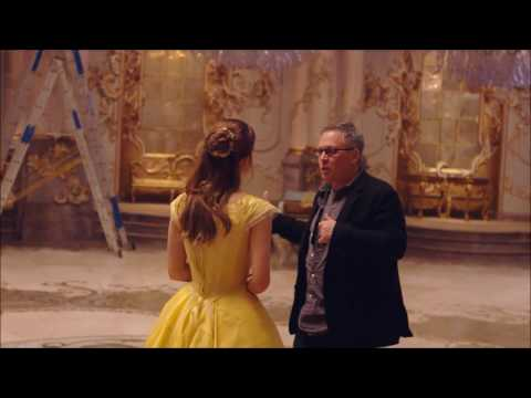 Beauty and the Beast Behind the scenes with Emma Watson