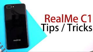 Realme C1 15+ Tips and Tricks