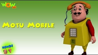 Motu Mobile - Motu Patlu in Hindi - 3D Animation Cartoon for Kids -As seen on Nickelodeon