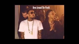 August Alsina Ft Chris Brown- Been Around The World