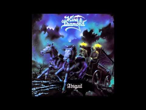 King Diamond - Abigail (1987) [FULL ALBUM]
