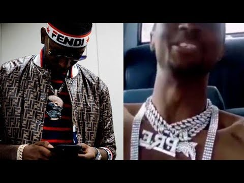 Goon From Lil Baby Hood Want 100 000 For Young Dolph Chain Dolph Robbed 500 000 DA PRODUCT DVD